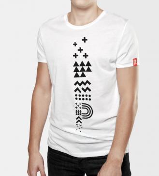 positivus-17-unisex-white-t-shirt