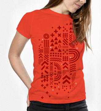 positivus-17-sarkans-sieviesu-t-krekls-nr-2